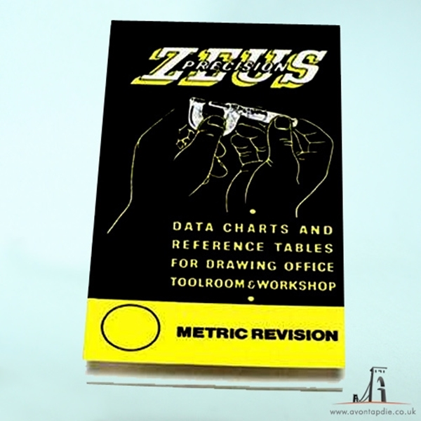 Picture of Zeus Reference Book