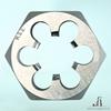 Picture of M1 x 0.25 - Metric Hex Die Nut HSS