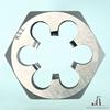 Picture of M13 x 1.5  - Metric Hex Die Nut HSS