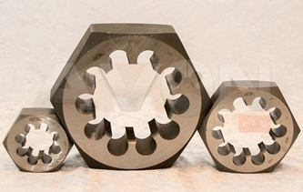 Picture for category BSCY Hex Die Nuts